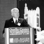 James Quello at MSU