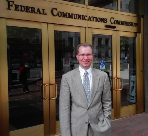 FCC CIO Dr David Bray