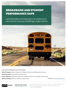 Broadband Gap report cover