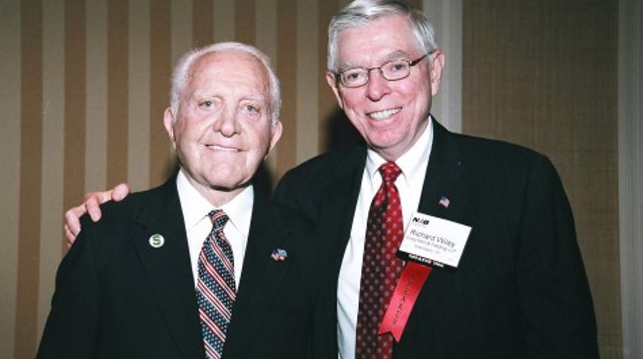 James Quello and Richard E Wiley